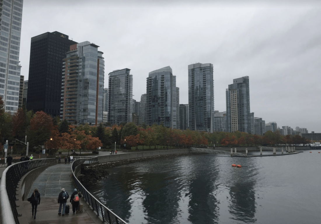 Coal Harbour, British Columbia