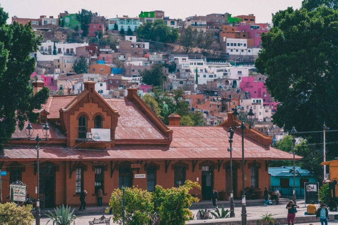 Guanajuato, Mexico is one of the world's most colourful cities