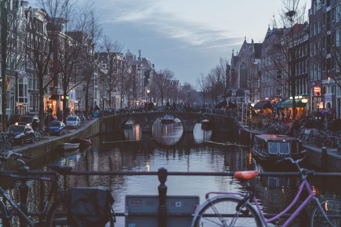 The best party cities in the world: Amsterdam, Netherlands