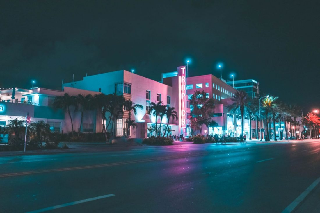 The best party cities in the world: Miami, Florida