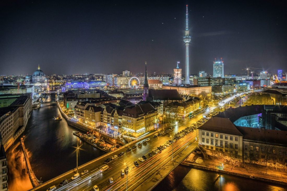 The best party cities in the world: Berlin, Germany