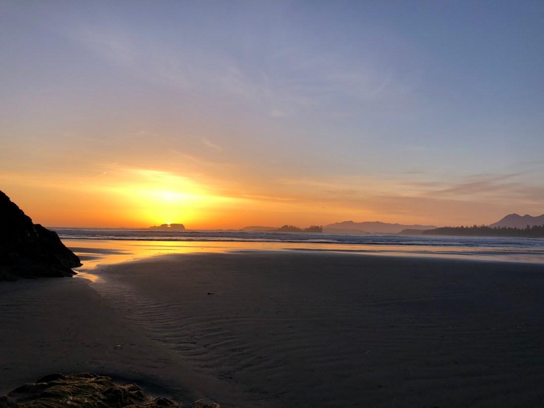 Tofino sunsets