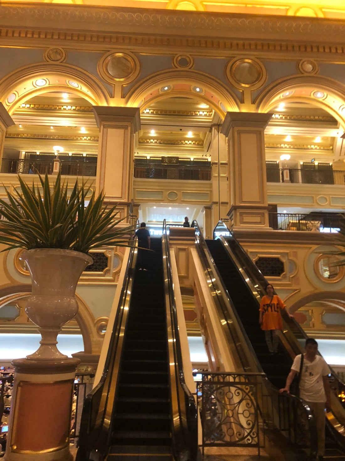 Casino of the Venetian, Macau on the Cotai Strip