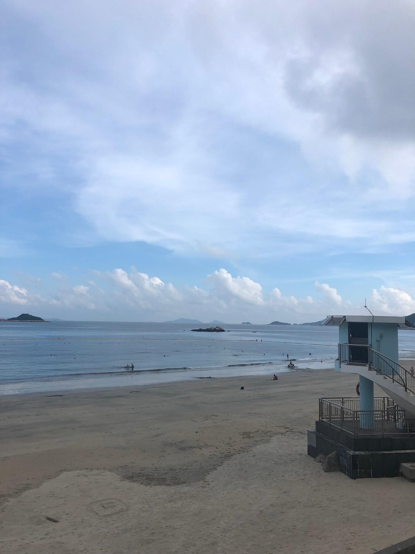 Cheung Sha Beach, Lantau Island
