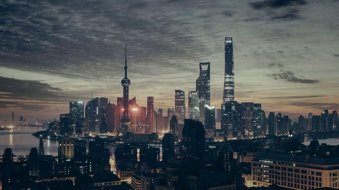 World's best rooftop bars: Sir Ellys Terrace, Shanghai