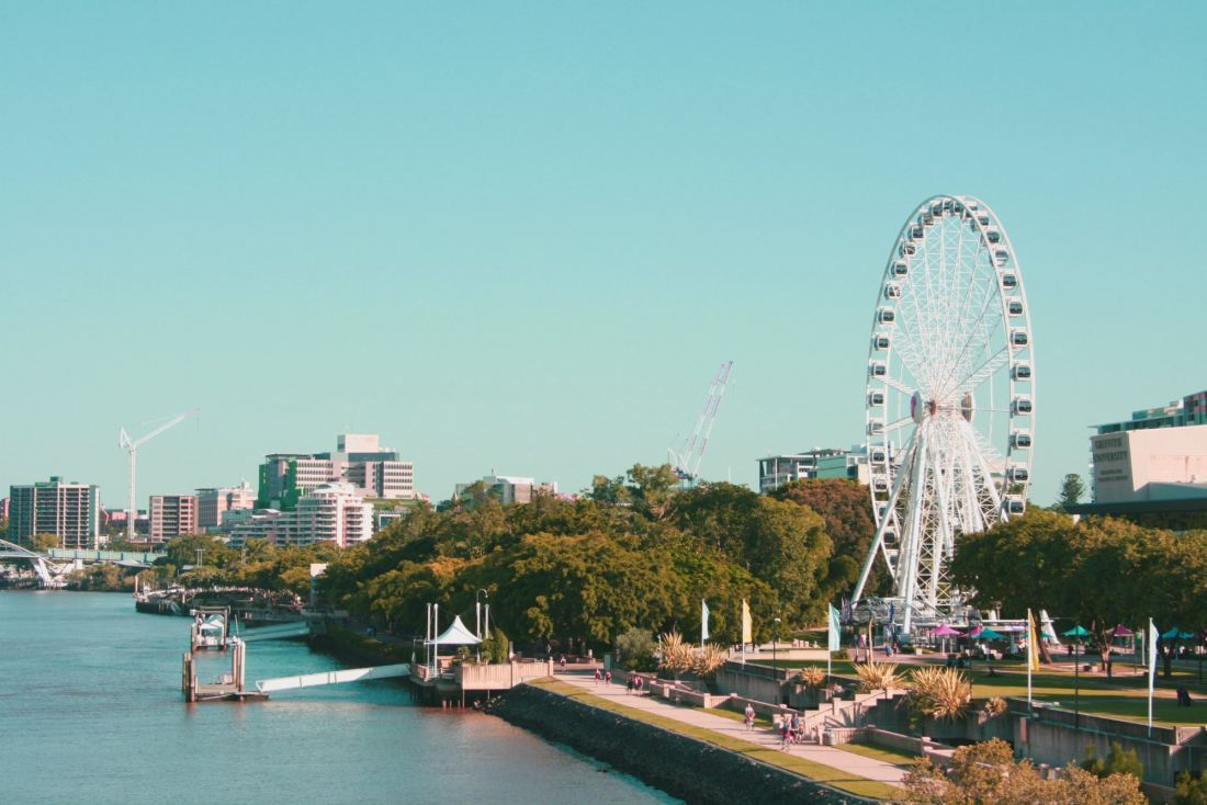 World's best rooftop bars: Dandy's Rooftop, Brisbane