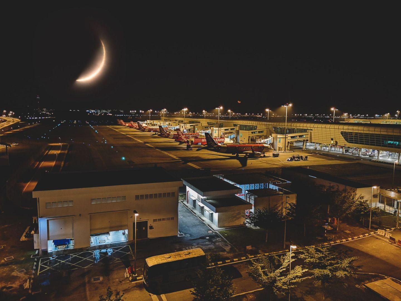 World's best airports: Kuala Lumpur Airport, Malaysia