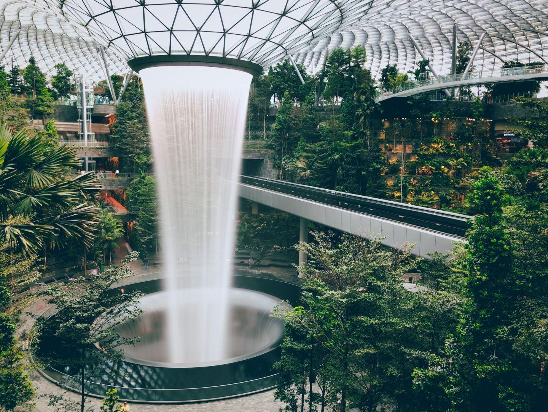 World's best airports: Singapore Changi Airport