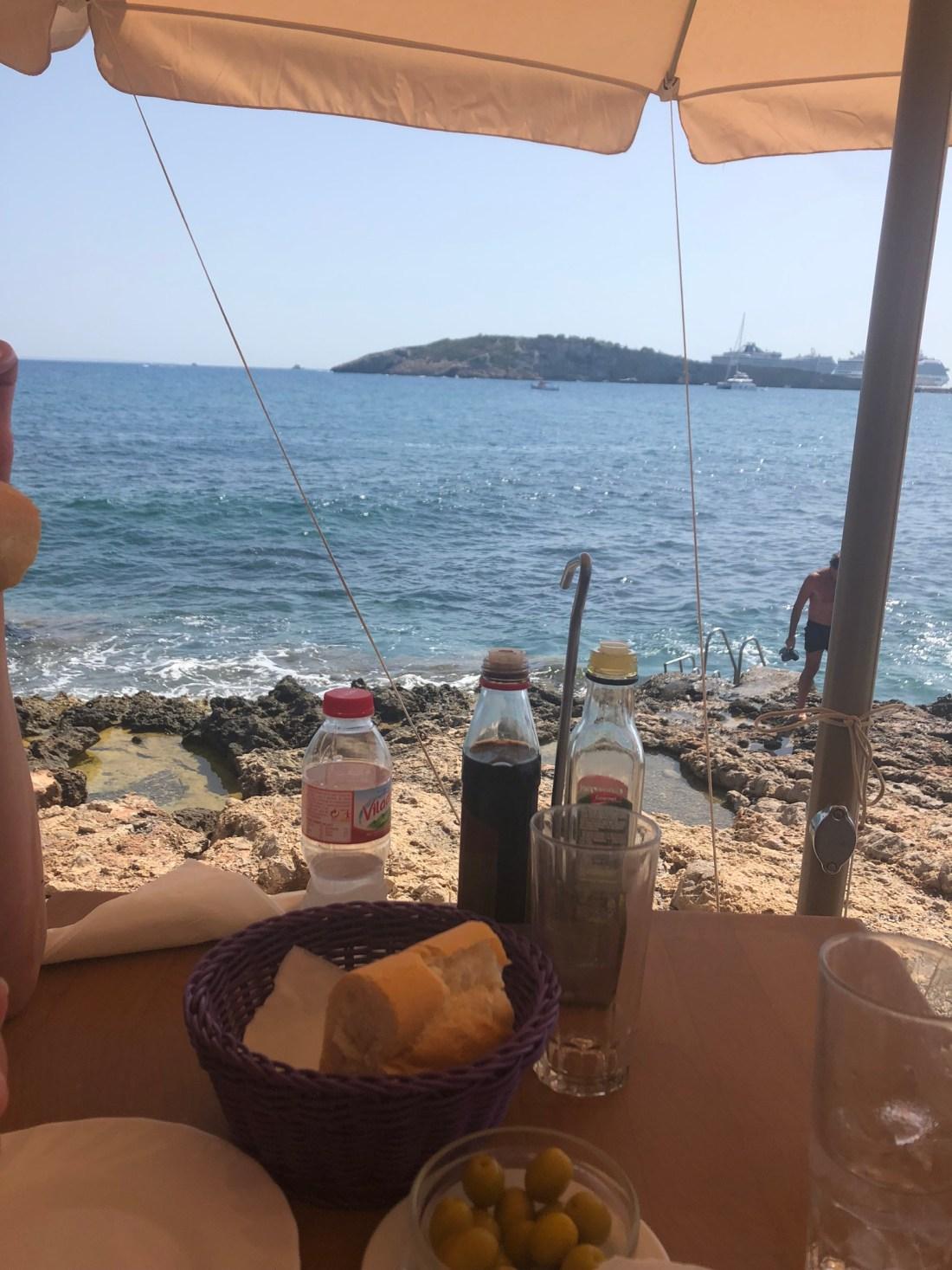 Fish Shack, Ibiza