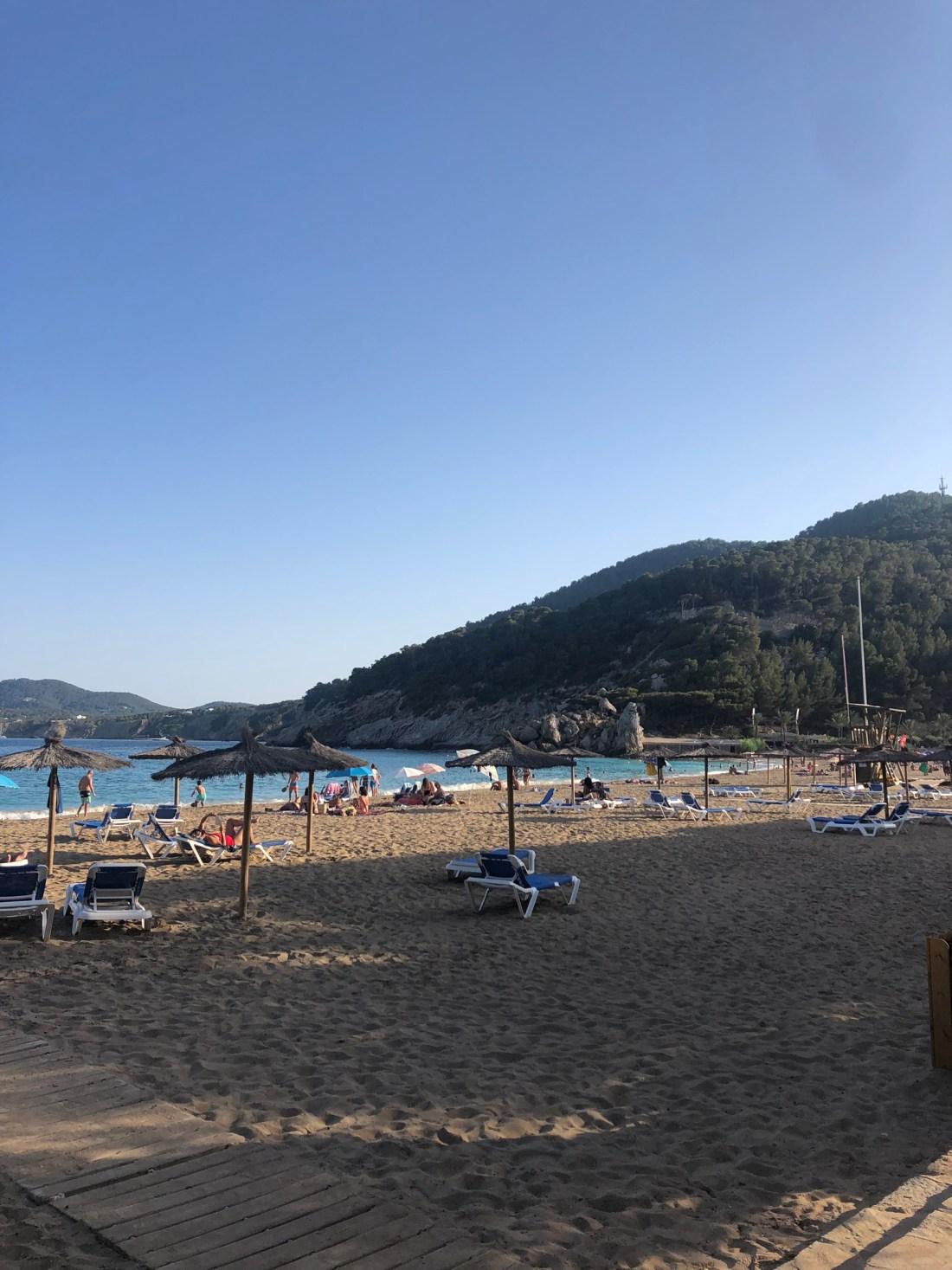 Best places to visit in Ibiza: Cala de Sant Vincent, Ibiza