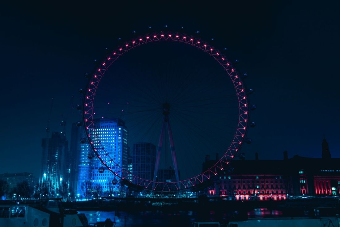 World's best party cities: London, England