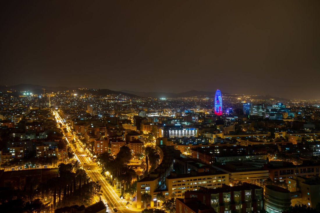 Best party cities in Europe: Barcelona, Spain