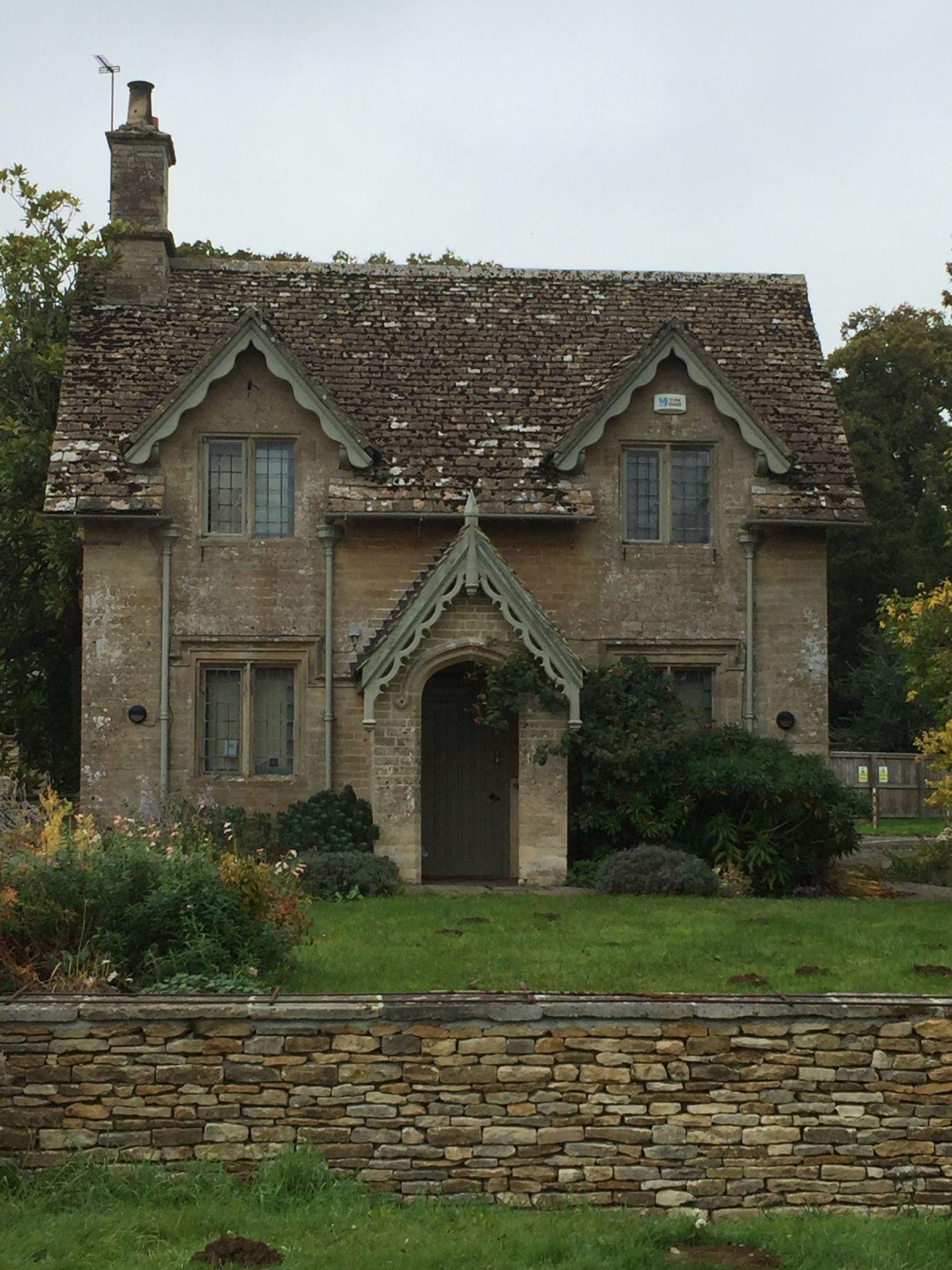 House at Westonbirt Arboretum