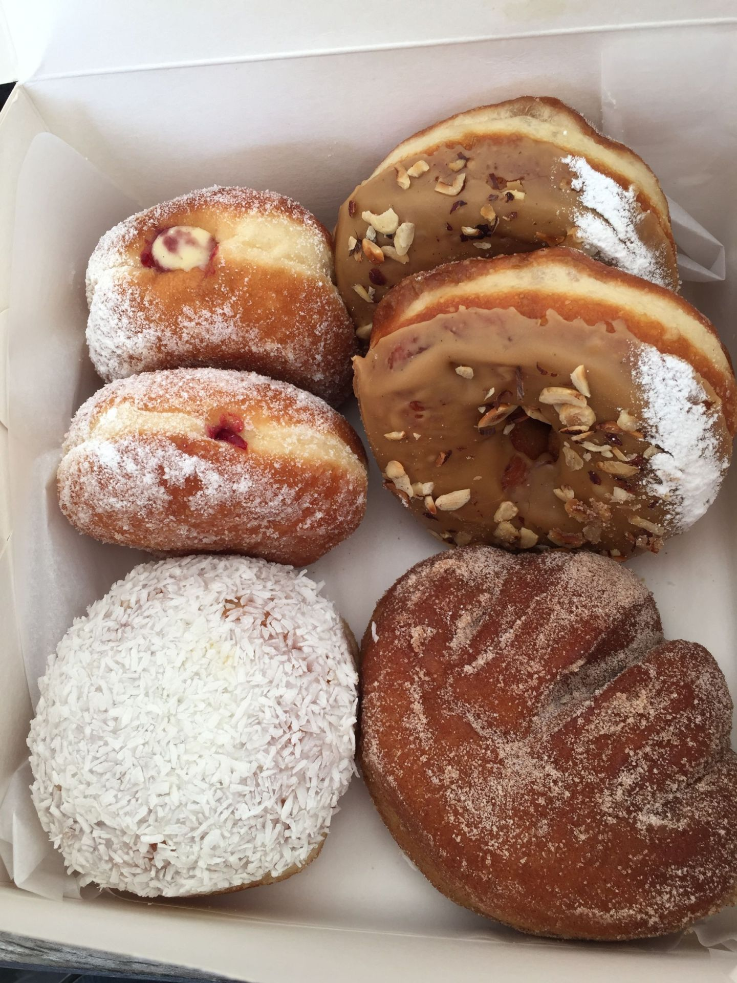 Pippin Doughnuts from Stroud Farmers Market