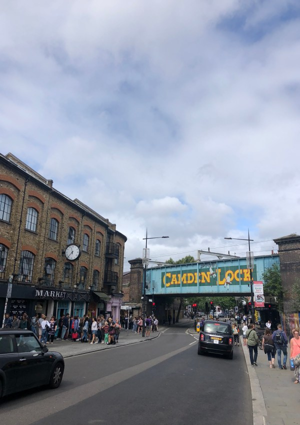 Camden High Street, London