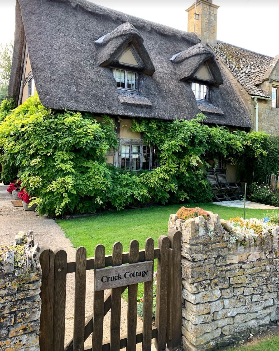Cottage in Broadway, Worcestershire
