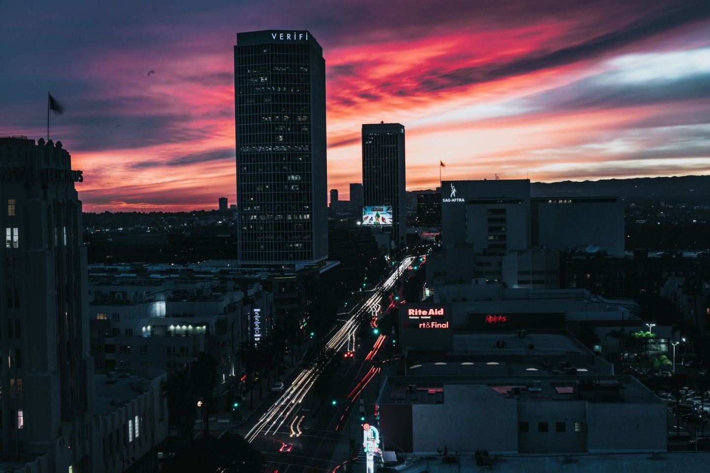 Where to stay in Los Angeles: West Hollywood