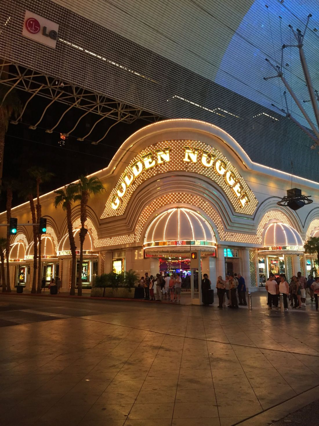 Golden Nugget, Downtown Las Vegas