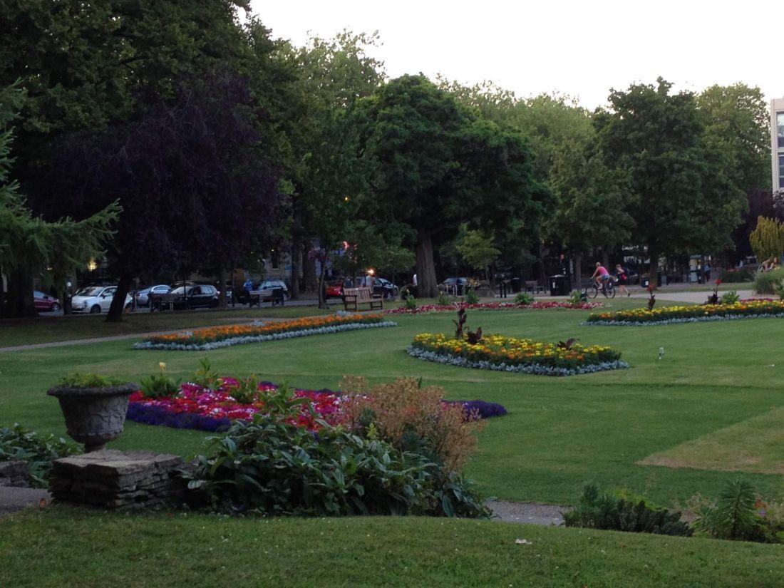 Cheltenham's Promenade