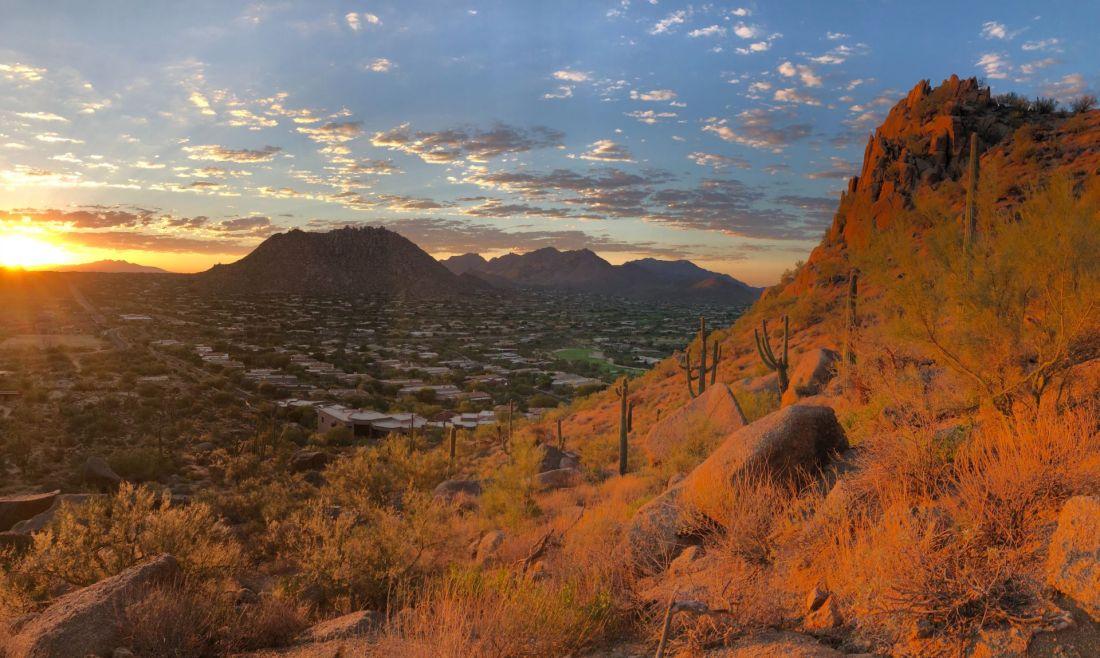 Best places for a bachelorette party: Scottsdale, Arizona