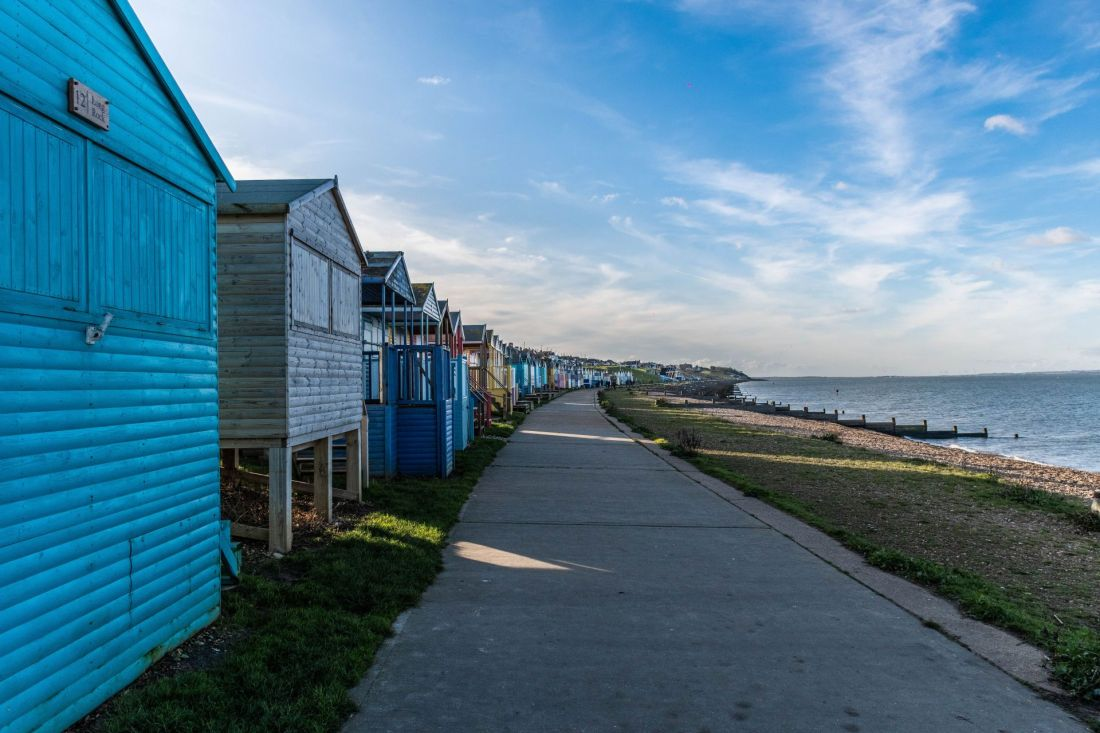 Best beaches in the UK: Whitstable, Kent