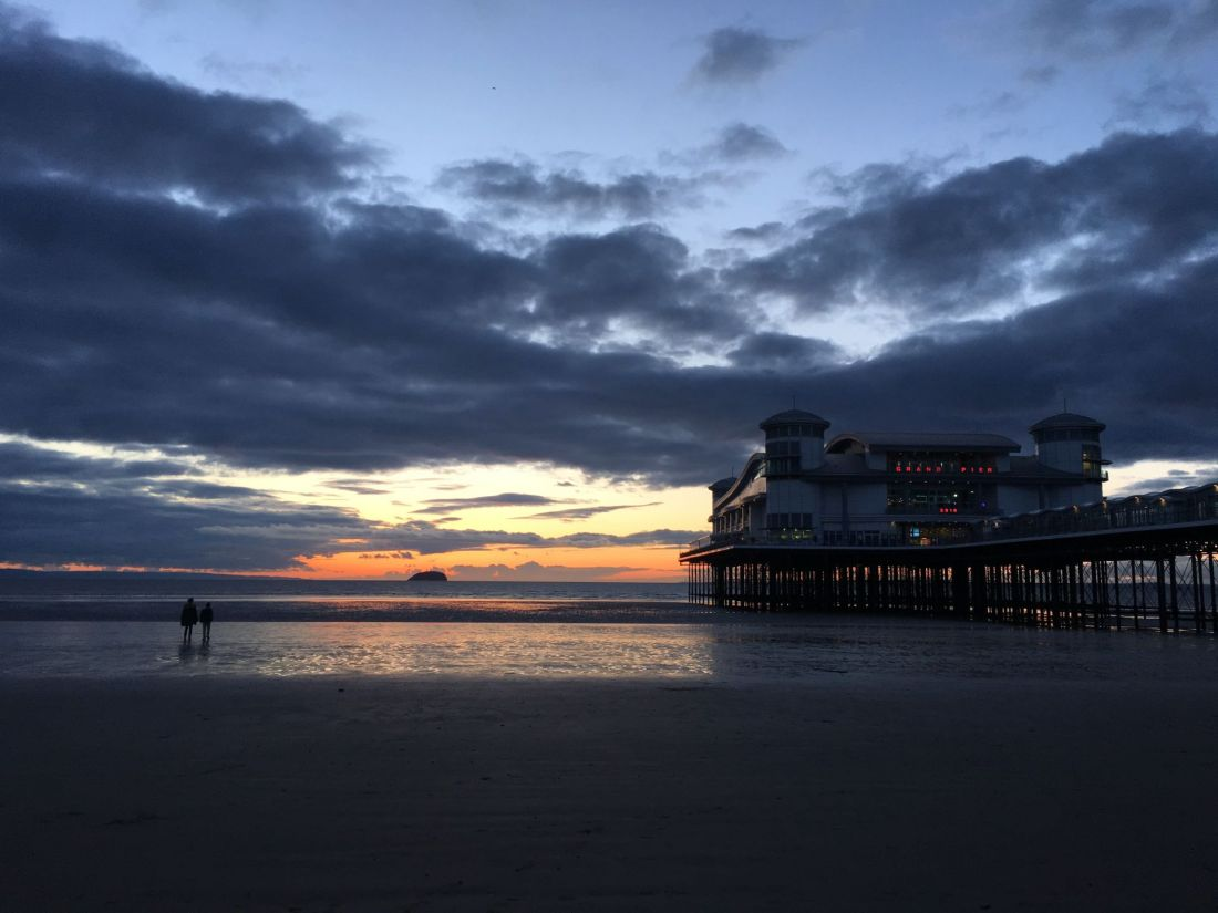 Best seaside towns in the UK: Weston Super Mare