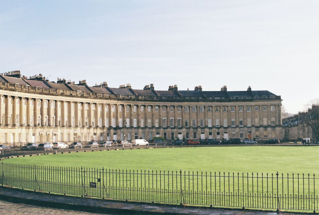 Best UK holiday destinations: Bath