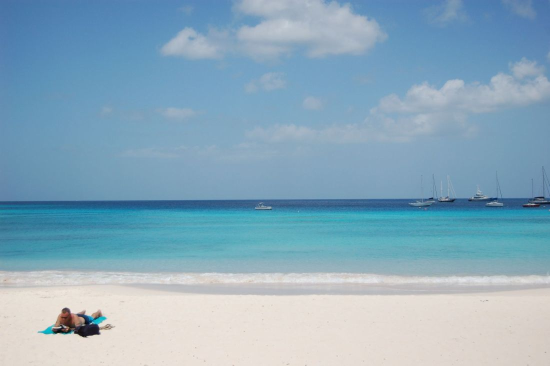 World's best party islands: Barbados, Caribbean