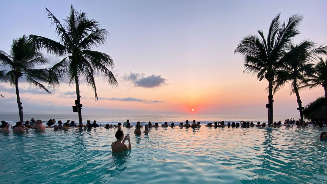 World's best party islands: Bali, Indonesia