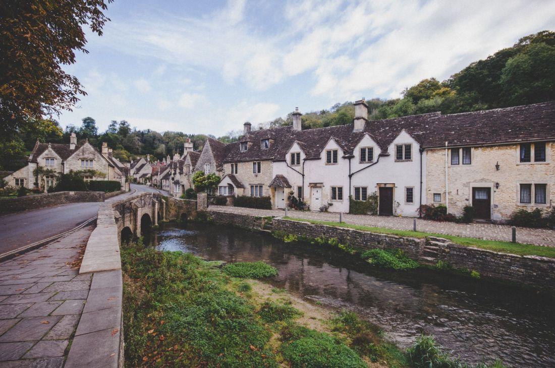 Best Cotswold villages to visit: Castle Combe
