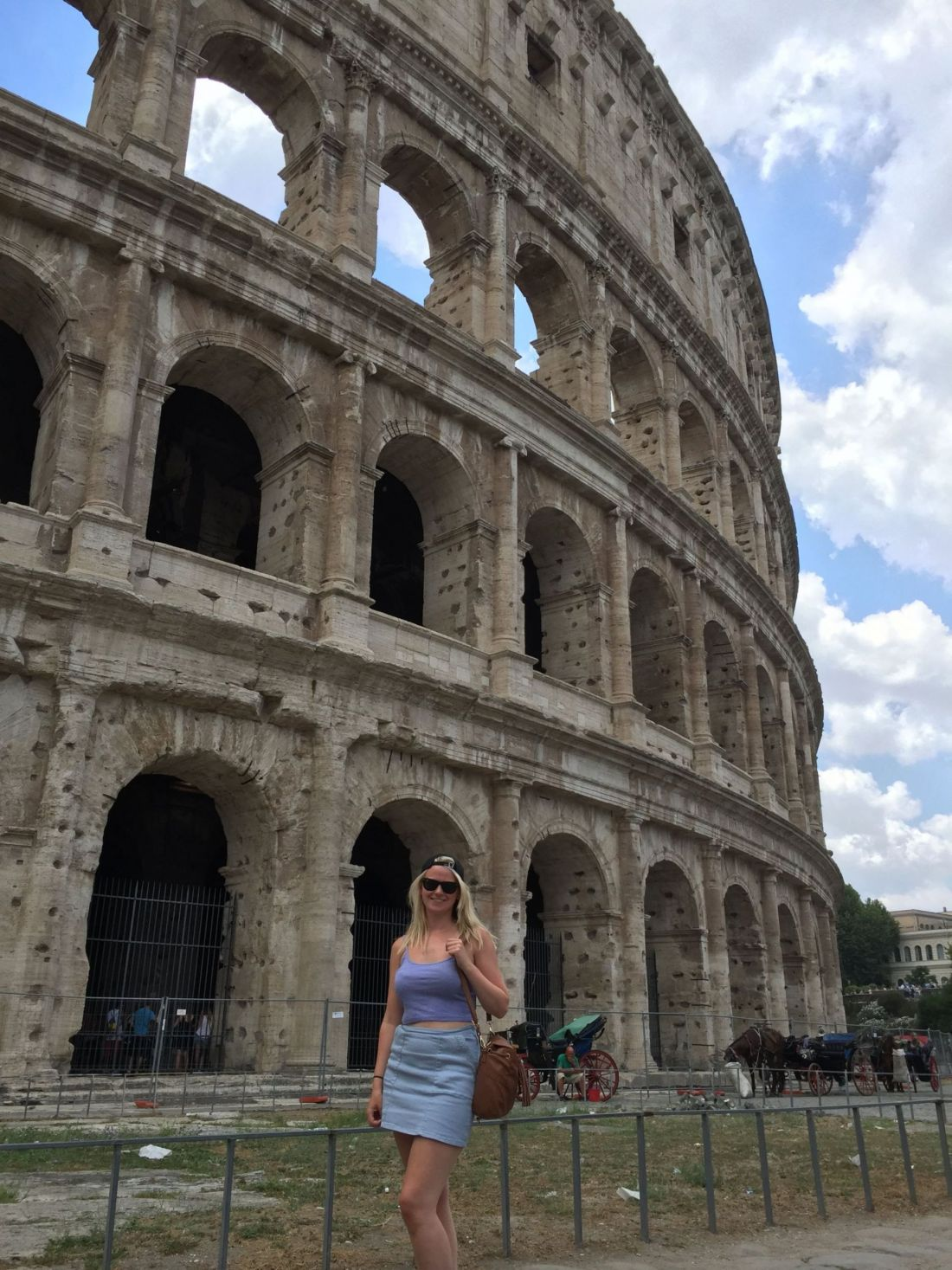 Ultimate travel tag: Rome, Italy