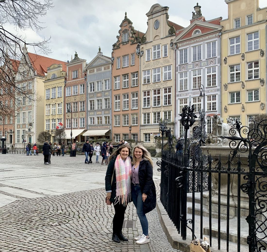Ultimate travel tag: Gdansk, Poland