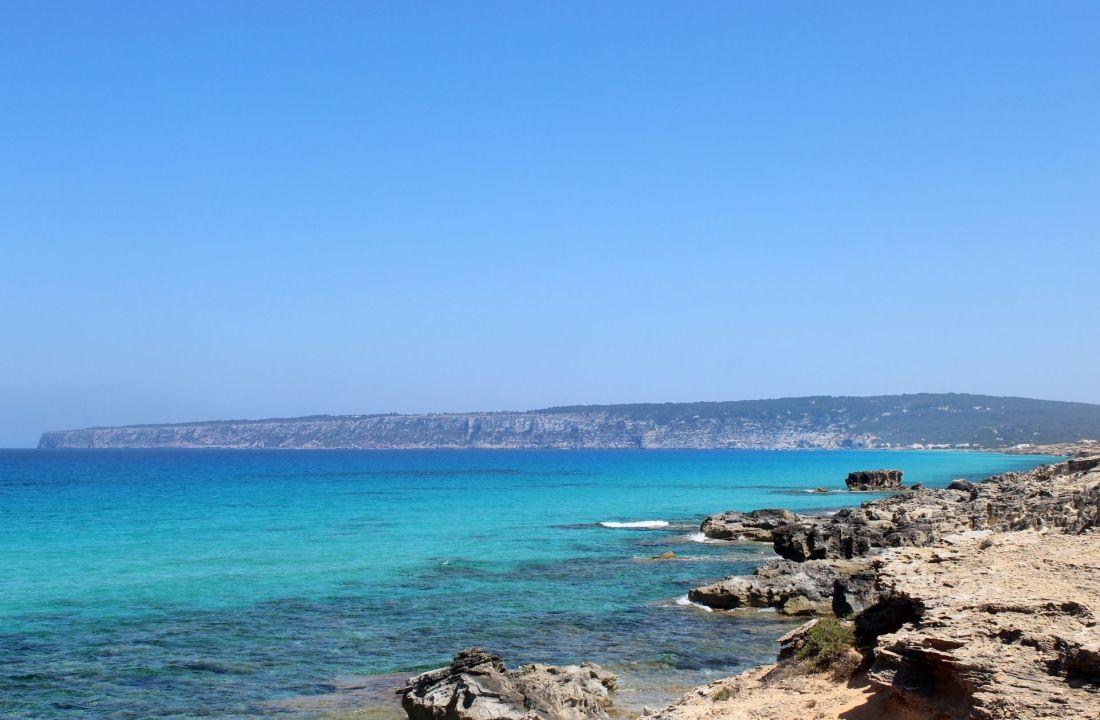 Beaches of Formentera: Playa de Levante