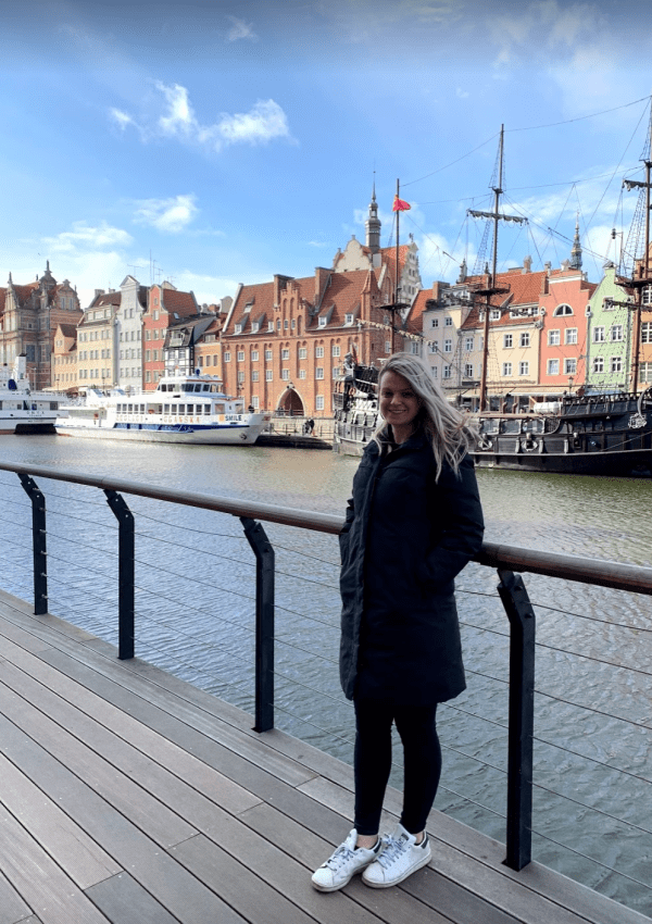 A Weekend in Gdańsk, Poland