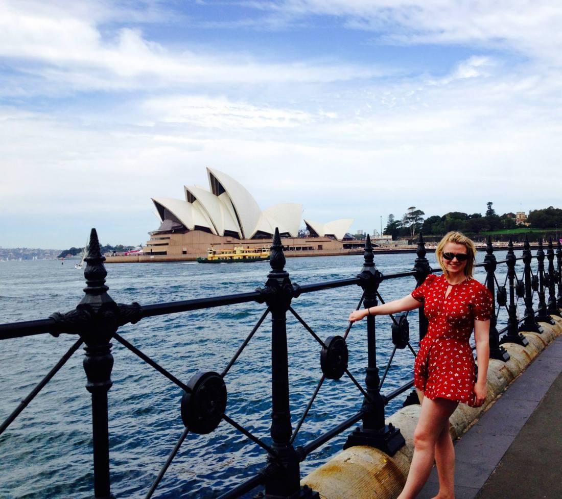 Turning 30: visiting Sydney, Australia