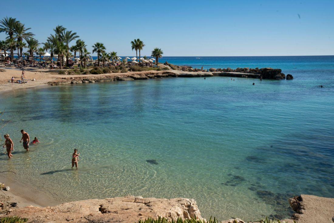 Mackenzie Beach, Cyprus