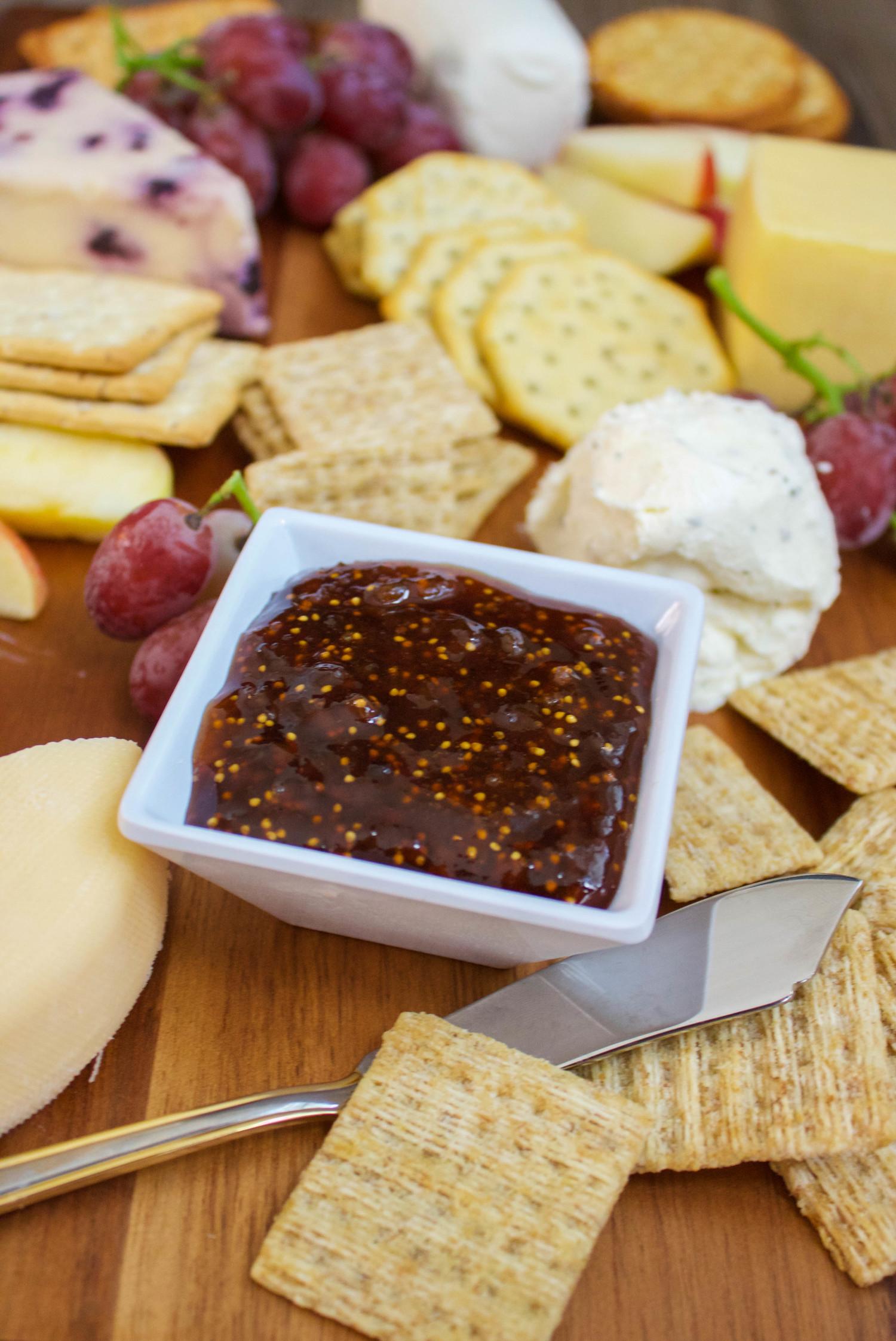 Homemade Boursin Cheese