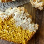 Easy Pumpkin Muffins with Streusel