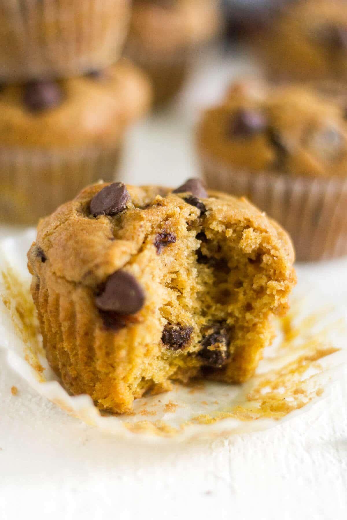 pumpkin muffins gluten free