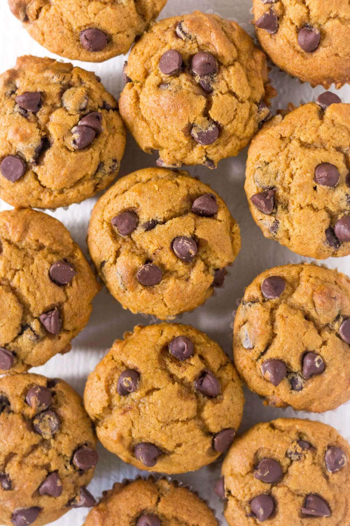 gluten free pumpkin muffin recipe