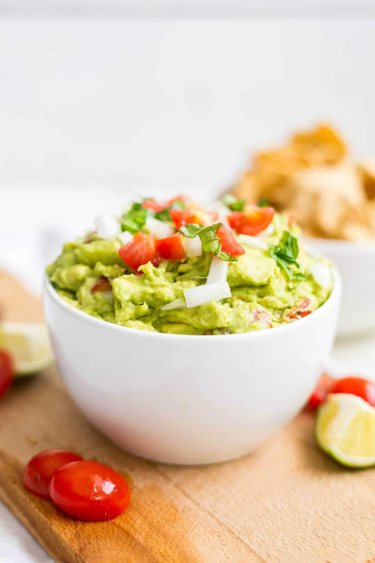 guacamole healthy