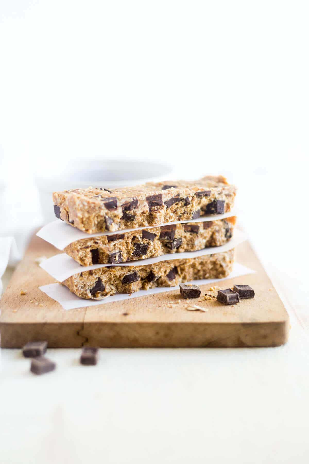 peanut butter protein bar