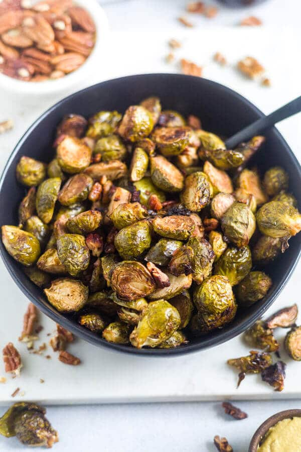 balsamic brussel sprouts