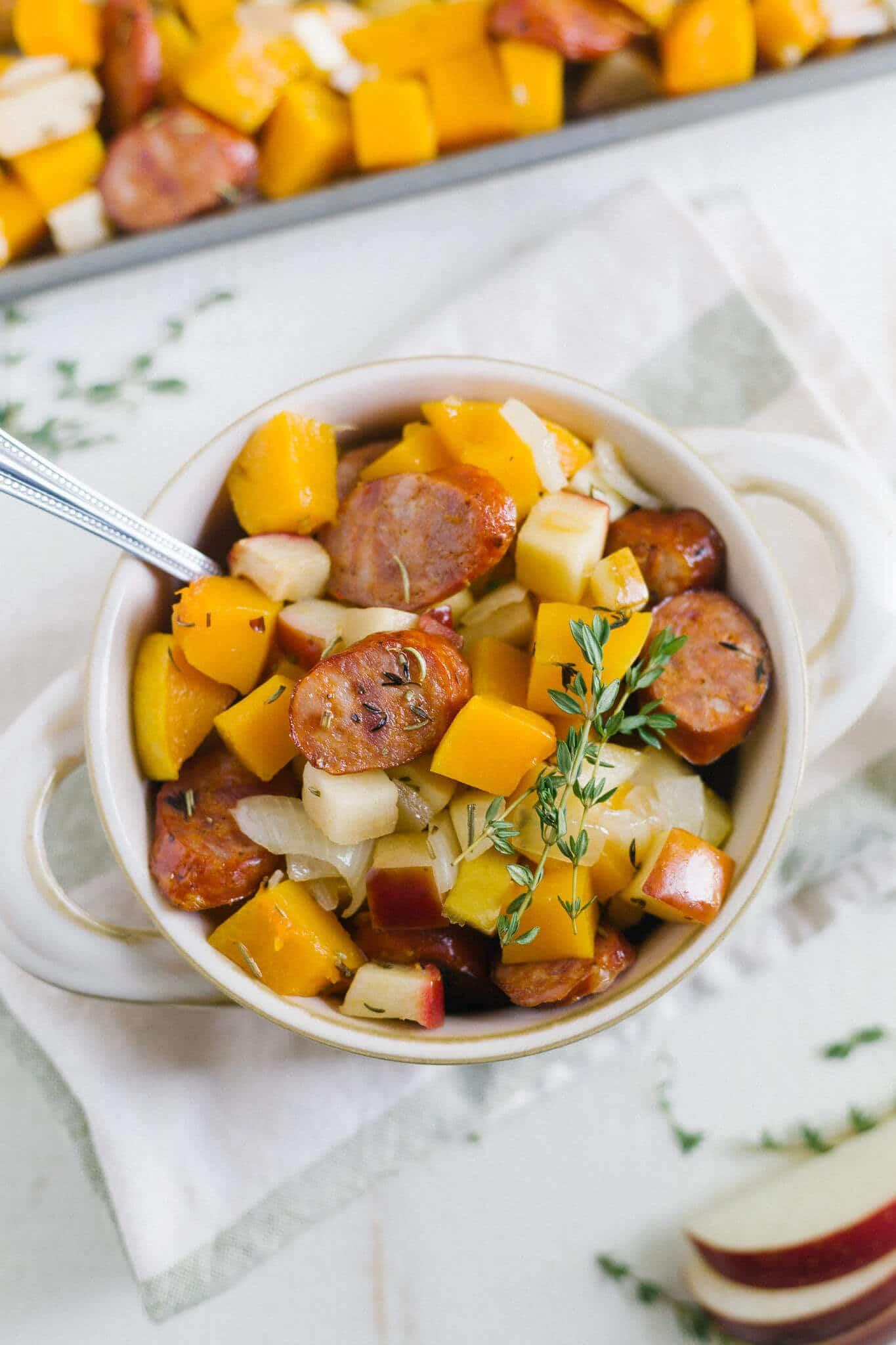 butternut squash and apple recipe