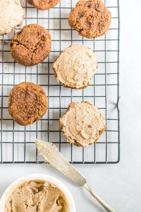 healthy pumpkin cookies recipe