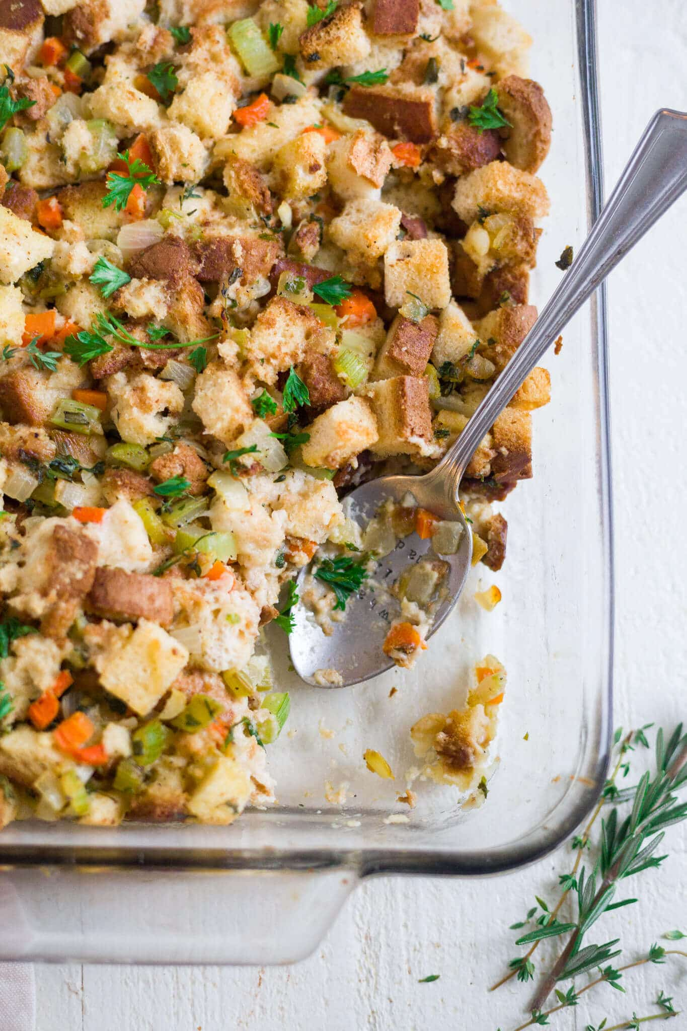 wheat free stuffing thanksgiving