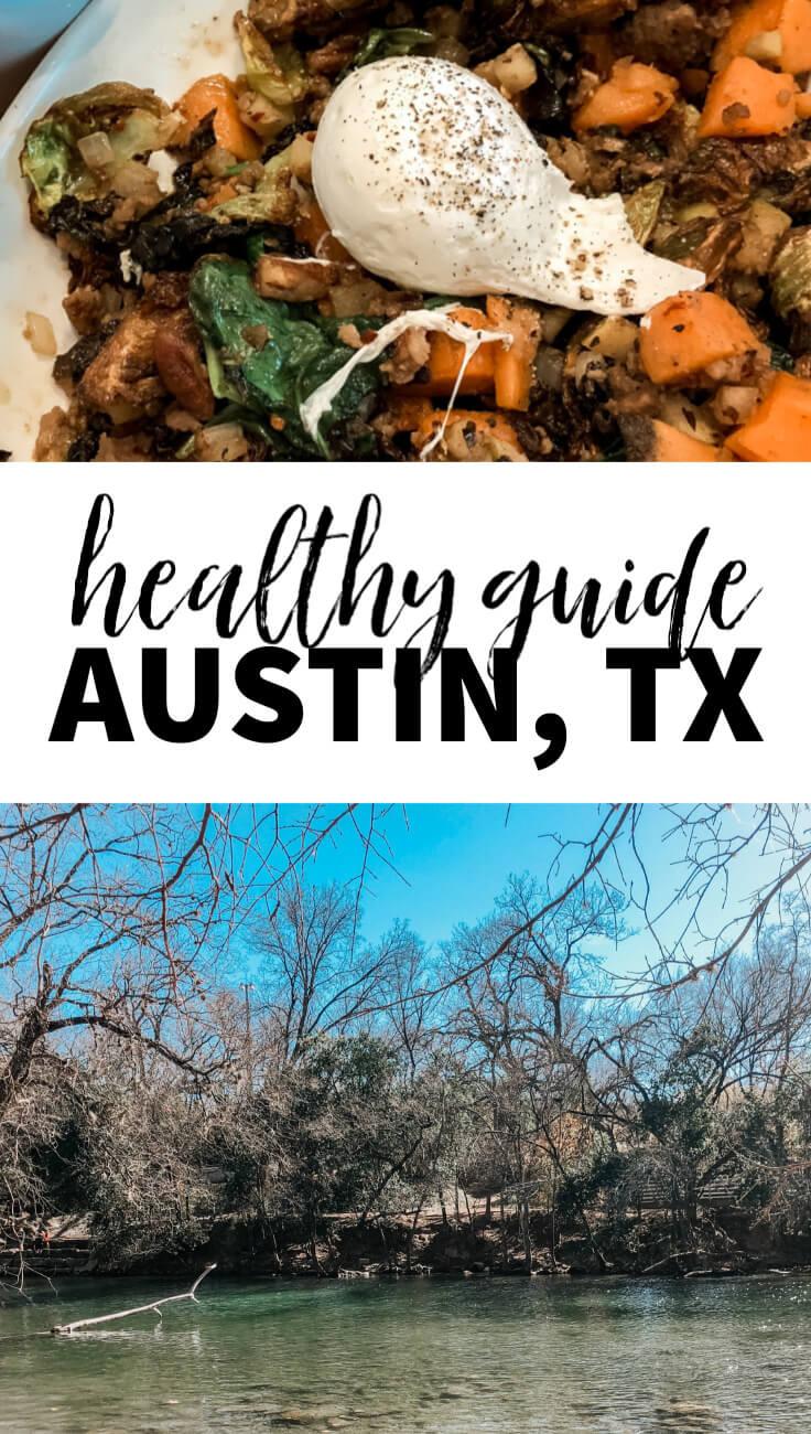 healthy guide austin tx
