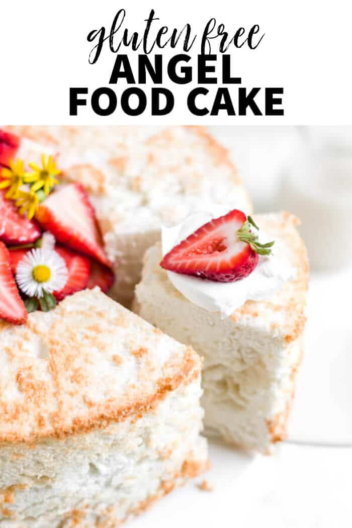 gluten free angel food cake