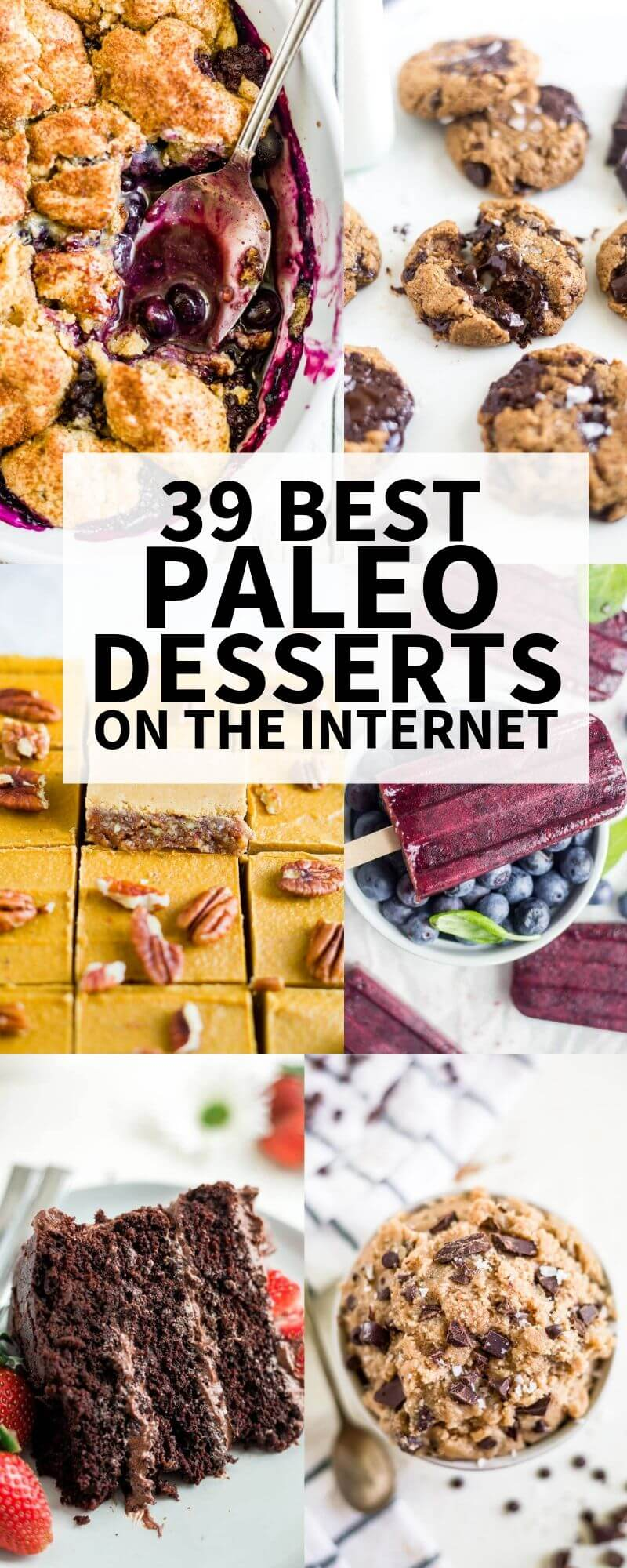 10 Best Paleo Desserts on the Internet  What Molly Made
