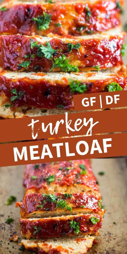 pin of turkey meatloaf